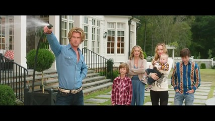 Chris Hemsworth, Leslie Mann, Chevy Chase in 'Vacation' First Trailer
