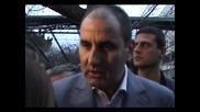 Цветанов: Това, което казва Станишев, аз винаги го поставям под съмнение