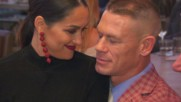 John Cena acts suspiciously quiet around The Bella Family during a gender reveal party: Total Bellas, June 24, 2018