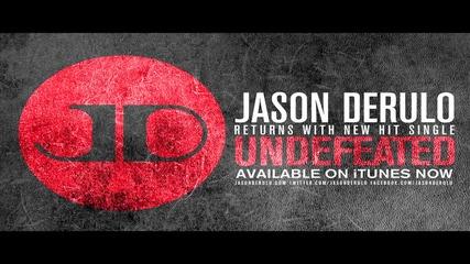 Премиера ! Jason Derulo - Undefeated Cd - Rip