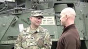 Moldova: Tensions run high at US military display in Chisinau