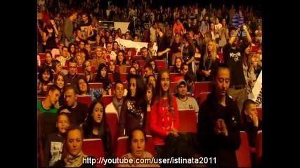 Анелия, Анелия и Илиян - Концерт 11 г. Тв Планета 04.12.12 (27)