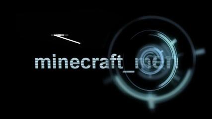 Интро за minecraft_men