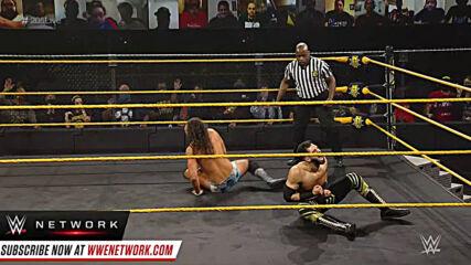 August Grey vs. Ariya Daivari: 205 Live, Nov. 27, 2020