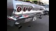 1963 Impala Ss Convertible Engine Sound