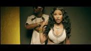 Juicy J - Low ( Explicit ) feat. Nicki Minaj, Lil Bibby & Young Thug ( Официално Видео )
