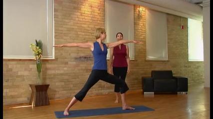 Цялостна йога сесия