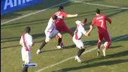 Cristiano Ronaldo goal Vallecano 0-1 Real Madrid