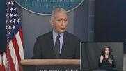 USA: Fauci welcomes 'liberating feeling' of working under Biden after Trump admin
