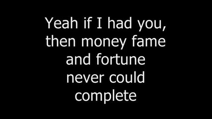 Youtube - If I Had You - Adam Lambert (with Lyrics)