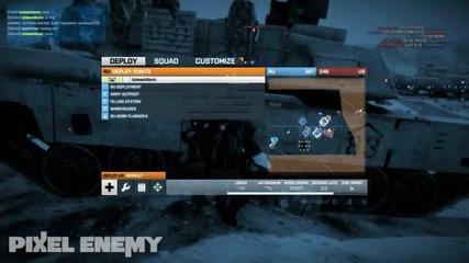 Battlefield 3 Funtage - Anti Personnel Trolling
