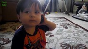 Компилация - Бебета говорят по телефони