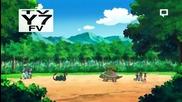 Покемон Сино Лига Победителите - 21еп - For the Love of Meowth-за любовта на мялт