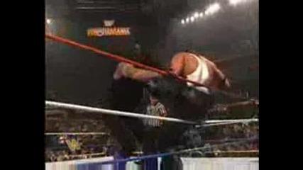 The Undertaker Vs. Disel
