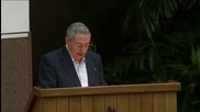"Cuba: Neoliberal models ""will never be applied in Cuba's socialism"" - Castro"