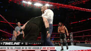 Triple H betrays Seth Rollins in Universal Title Match: WWE Timeline sneak peek