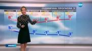 Прогноза за времето (13.11.2016 - сутрешна)