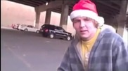 Jon Moxley ( Dean Ambrose ) - Santa Mox