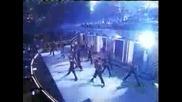 Michael Jackson Beat it - live