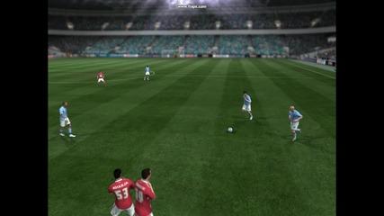 Гол на Fifa 2011 *high*