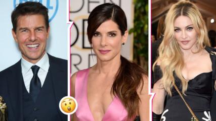 Далеч не е само Анджелина Джоли: Холивудските звезди, които осиновиха дечица!