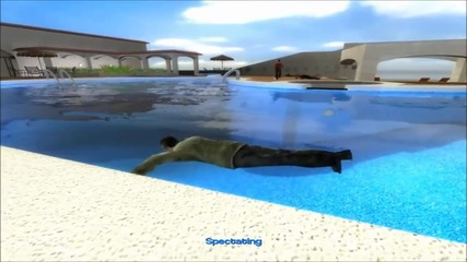 Pool Party ! - Bulgarian Style (garry's Mod Murder)