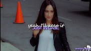 I'll keep it just in case + Maggie Q