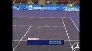 Federer Vs Ginepri - Madrid 2007