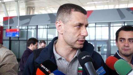 Радо Стойчев: На верен път сме
