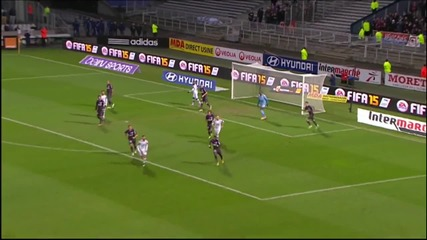 Олимпик Лион - Тулуза 3:0
