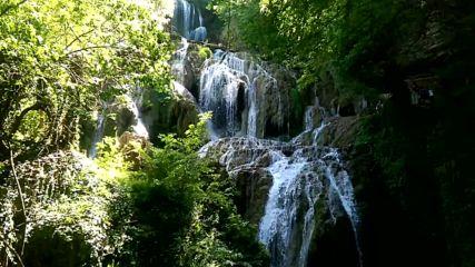 Крушунски водопади - Синият вир
