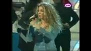 Indira Radic - Pocrnela burma - Grand Show - (tv Pink 2002)