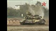 Широко Оборудвания Танк Т - 90