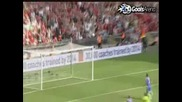 Челси 1 - 3 Манчестър Юнайтед Феноменалния гол на бербатов