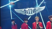 (hd) Btob - I Only Know Love ~ Music Bank (02.11.2012)