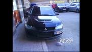 Mitsubishi Lancer Evolution В София.