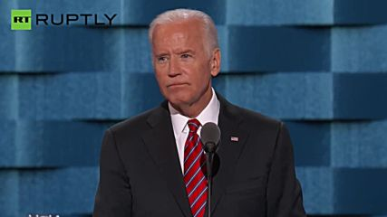 Emotional Moments at Biden's DNC Speech