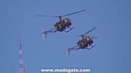 Военен Парад В Мадагаскар 3