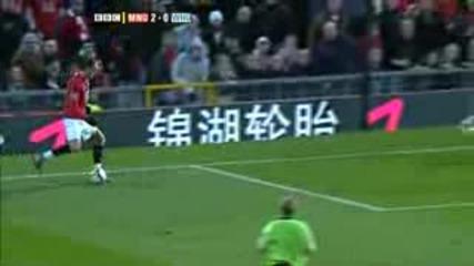Добра Комбинация на Бербо и Роналдо срещу West Ham