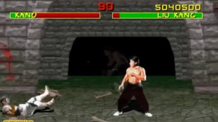 Mortal Kombat 1 Liu Kang Gameplay Playthrough