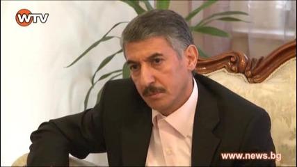 Интервю с иранския посланик у нас Голамреза Багери-могадам, 07.02.2012 г.