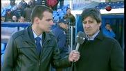 Мнението на Емил Велев и Николай Костов след равенството между отборите им