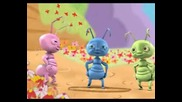 _here we go looby loo_ Children song 3d Cartoon