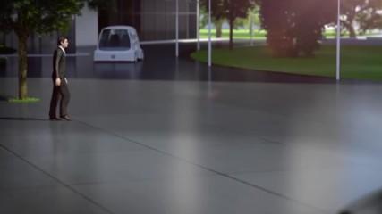 Mercedes Benz F 015 3d Animation Movie Driveless Car