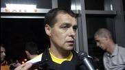 Петър Хубчев: Търсим още един нападател, Ботев не може да стои дълго в Б група