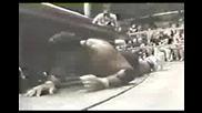 NWA Ric Flair vs. Wahoo McDaniel - 2 OF 3 Falls (09.02.85)