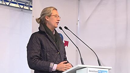Germany: AfD Weidel warns supporters of alleged stringent measures for unvaccinated