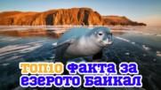 Топ 10 Изумителни факти за езерото Байкал