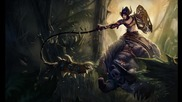 Sabertusk Sejuani League of Legends Skin Spotlight