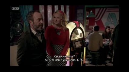 Wolfblood Series 3 Episode 1/ Улфблъд Сезон 3 Епизод 1 [bg Subs]